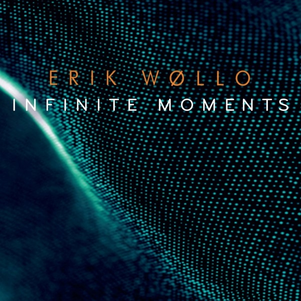ERIK WOLLO Infinite Moments CD Digipack 2018