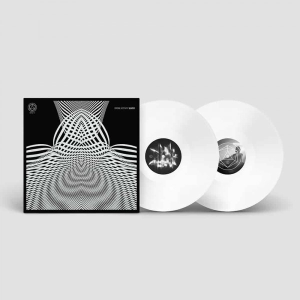 ULVER Drone Activity 2LP WHITE VINYL 2019 LTD.500 (VÖ 24.05)