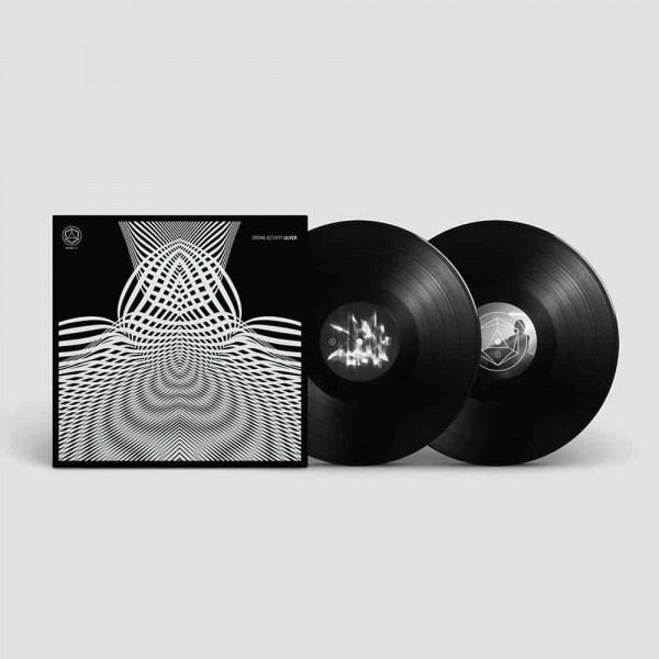 ULVER Drone Activity 2LP BLACK VINYL 2019 LTD.1250 (VÖ 24.05)