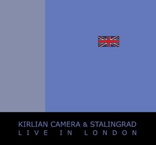 KIRLIAN CAMERA & STALINGRAD Live in London CD Digipack 2003 LTD.1001