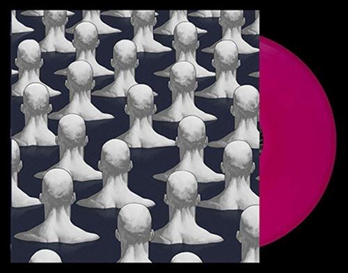 SECOND STILL Violet Phase LP VIOLET VINYL 2019 LTD.300