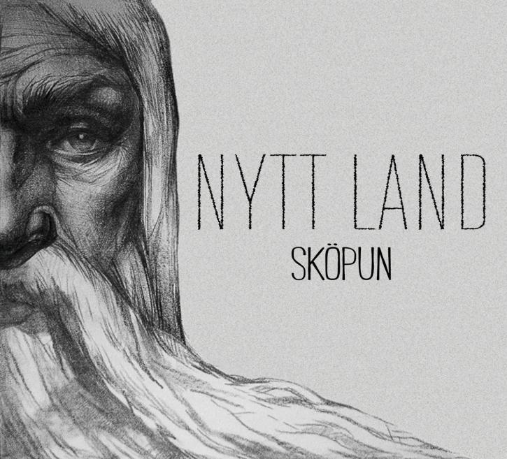 NYTT LAND Sköpun (Songs from Elder Edda) CD Digipack 2019 LTD.500