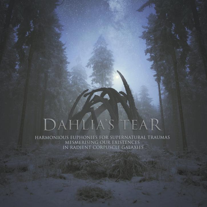 DAHLIA'S TEAR Harmonious Euphonies for Supernatural Traumas Mesmerising CD Digipack 2019