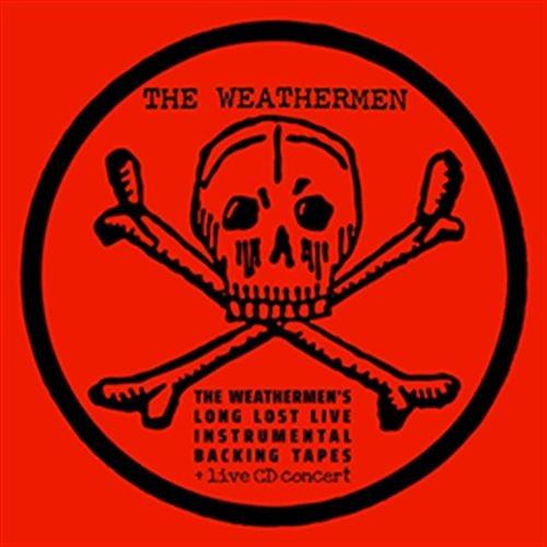 THE WEATHERMEN Long Lost Live Instrumental Backing Tapes: POISON! 2CD Digipack 2019 LTD.200