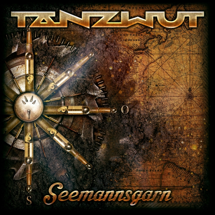 TANZWUT Seemannsgarn (Book Edition) LIMITED CD+BUCH 2019 (VÖ 07.06)