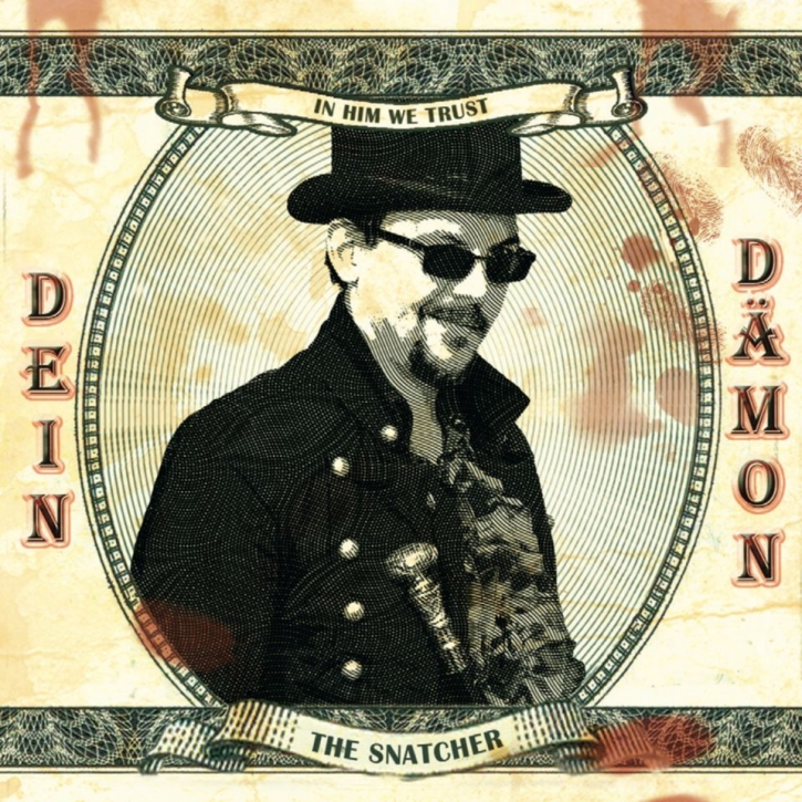 THE SNATCHER Dein Dämon CD 2019