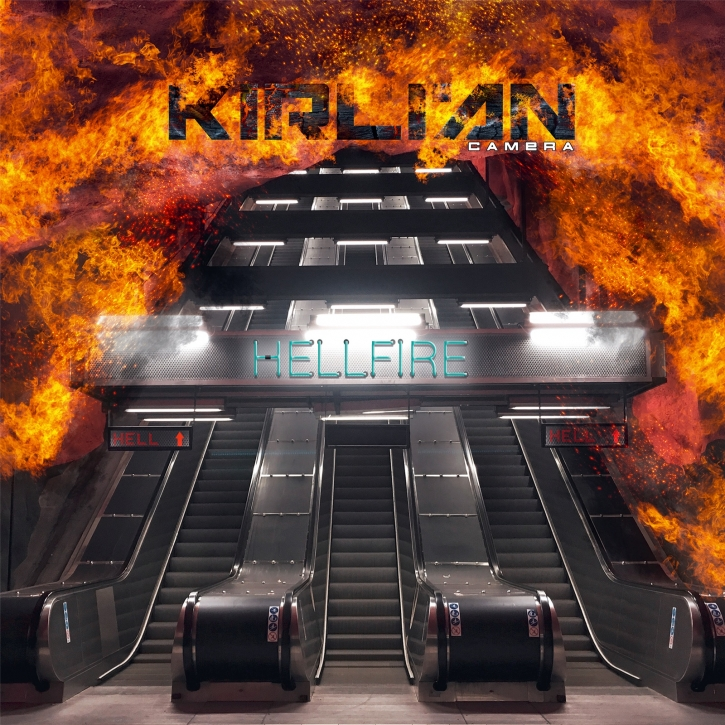 KIRLIAN CAMERA Hellfire CD Digipack 2019