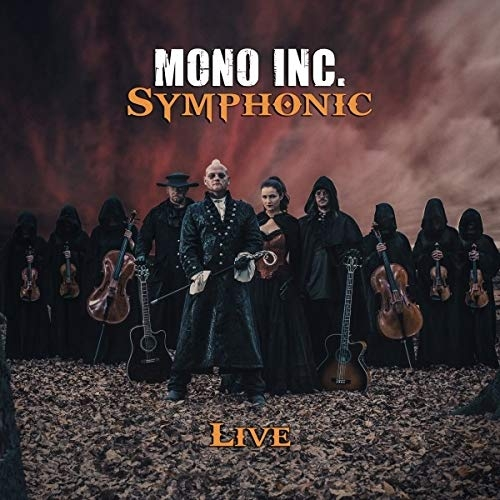 MONO INC. Symphonic Live LIMITED 2CD+DVD Digipack 2019