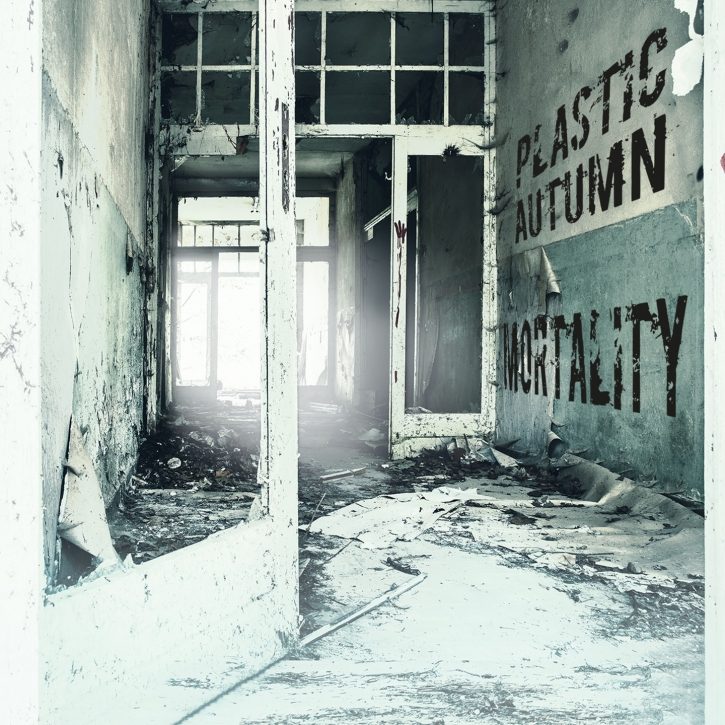 PLASTIC AUTUMN Mortality CD Digipack 2019 LTD.300