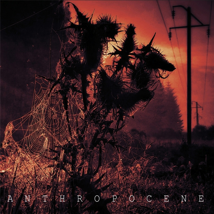 MACHINISTA Anthropocene CD Digipack 2019