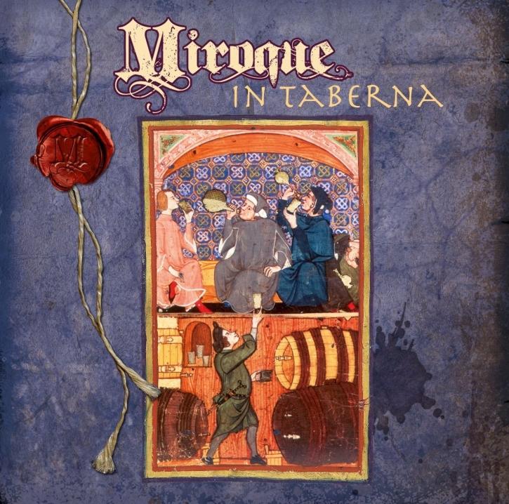MIROQUE In Taberna CD 2007 Die Streuner RABENSCHREY Schandmaul