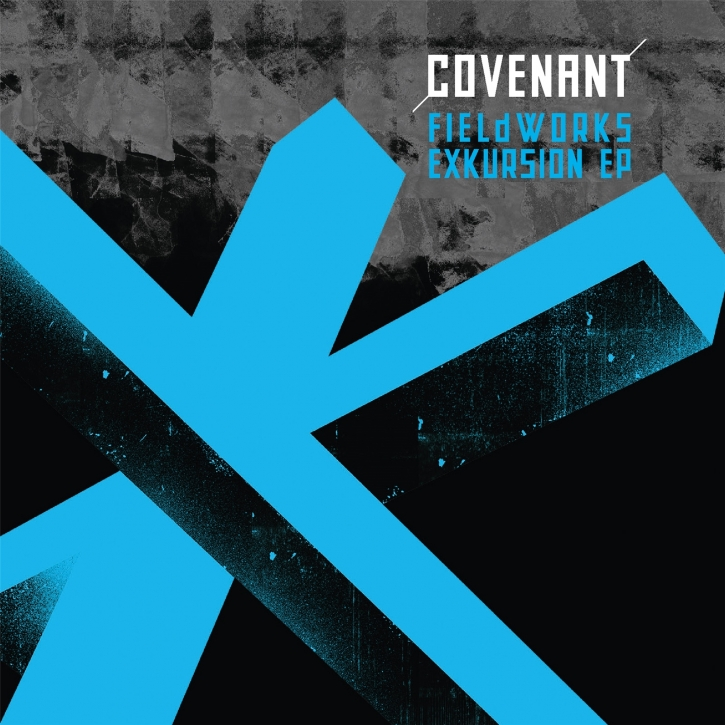 COVENANT Fieldworks Exkursion LIMITED CD 2019