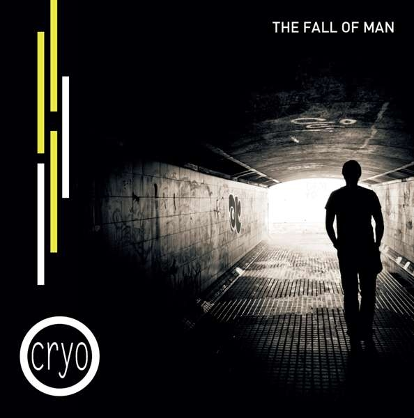 CRYO The Fall of Man CD 2019 (VÖ 07.06)