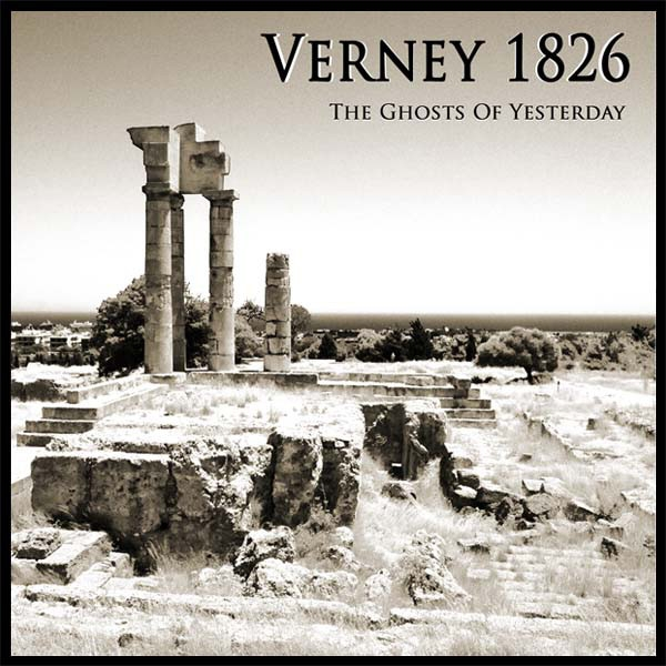 VERNEY 1826 The Ghosts Of Yesterday CD 2015 LTD.275