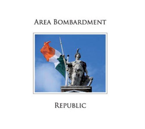 AREA BOMBARDMENT Republic CD Digipack 2017 LTD.200
