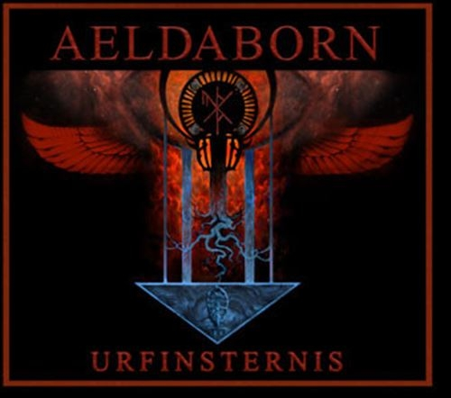 AELDABORN Urfinsternis CD Digipack 2019 LTD.258