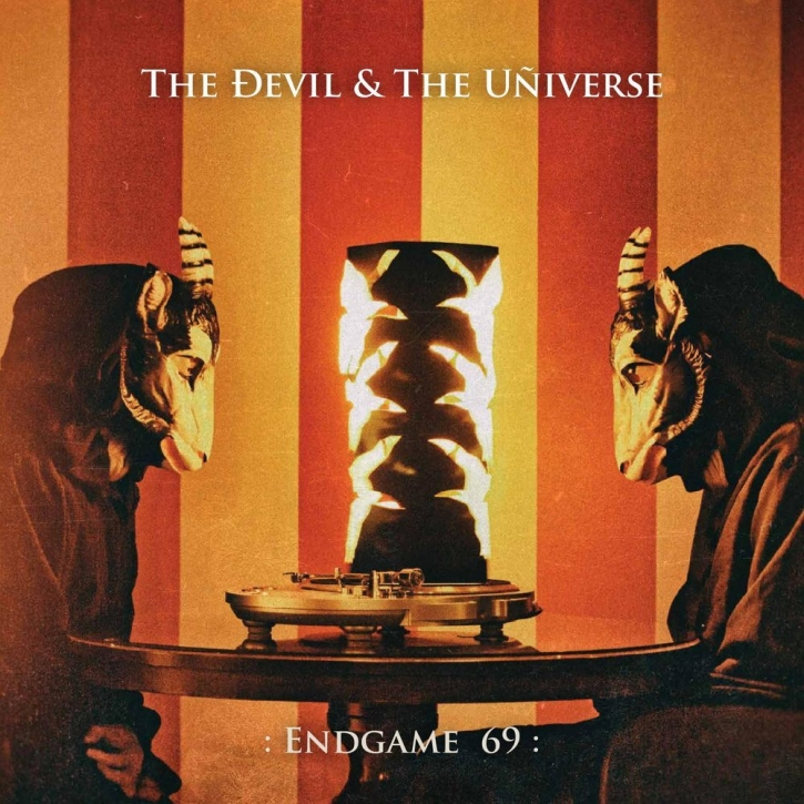 THE DEVIL & THE UNIVERSE : Endgame 69 : CD Digipack 2019 (VÖ 21.06)