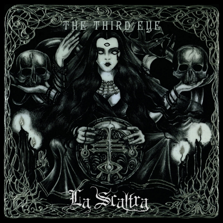 LA SCALTRA The Third Eye CD 2019