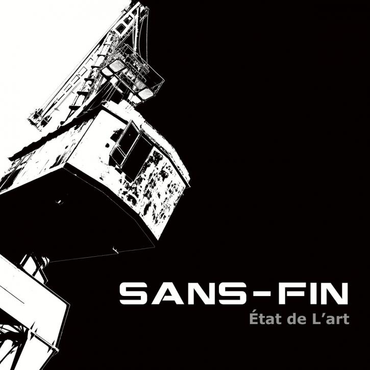 SANS-FIN Etat de l'Art CD Digipack 2019 HANDS