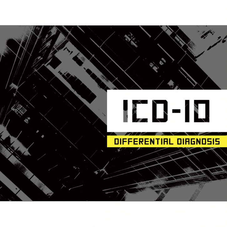 ICD-10 Differential Diagnosis CD Digipack 2019 HANDS