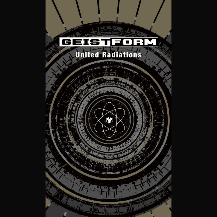GEISTFORM United Radiations 2CD Digipack 2019 HANDS