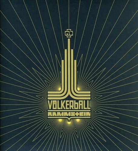 RAMMSTEIN Völkerball (Special Edition CD-Package) 2DVD+CD Digipack 2006