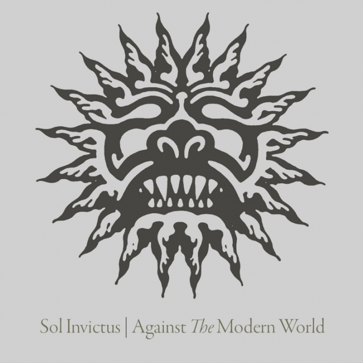 SOL INVICTUS Against the modern World CD Digipack 2019