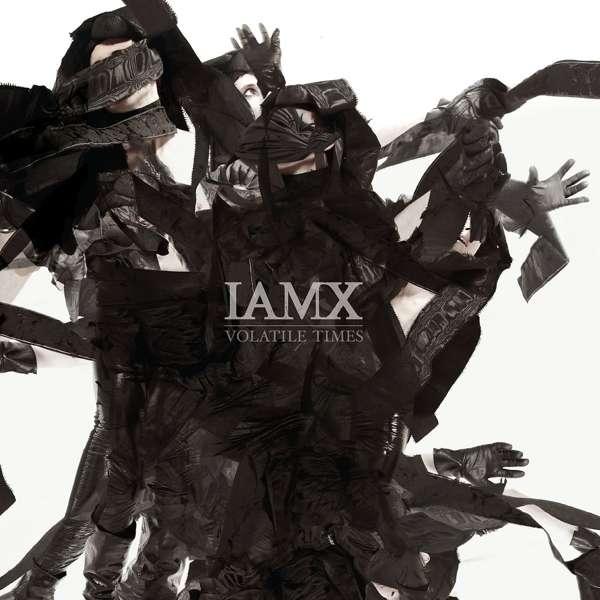 IAMX Volatile Times CD Digipack 2019