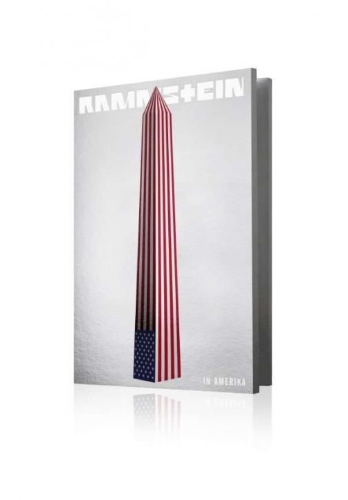 RAMMSTEIN Rammstein In Amerika 2DVD 2015