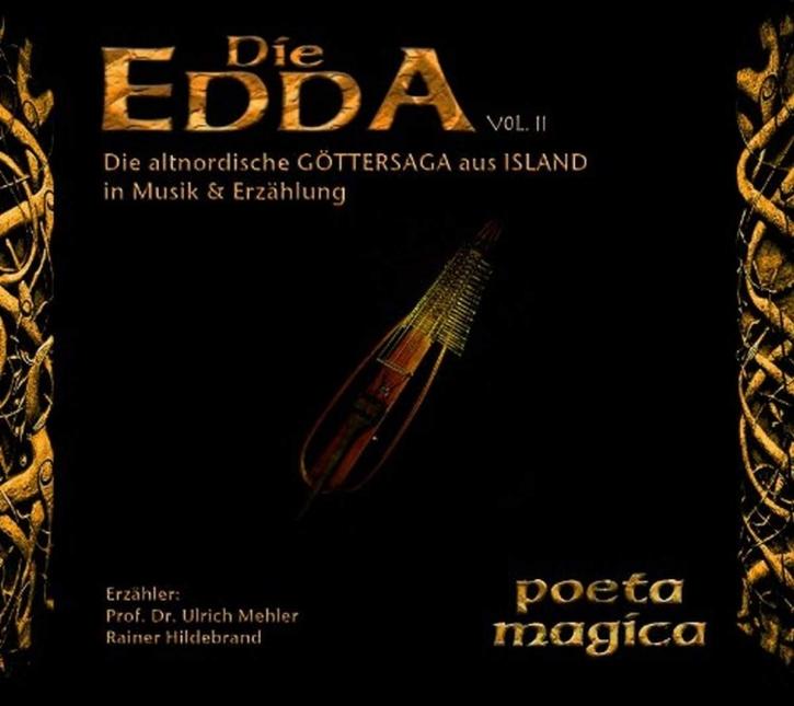 POETA MAGICA Edda II CD Digipack 2011