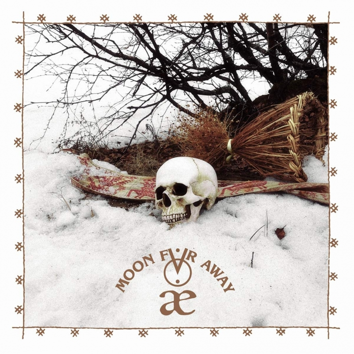 MOON FAR AWAY Athanor Eurasia CD Digipack 2019