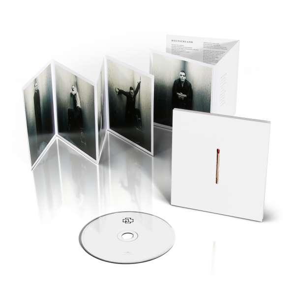 RAMMSTEIN Rammstein CD Digipack 2019