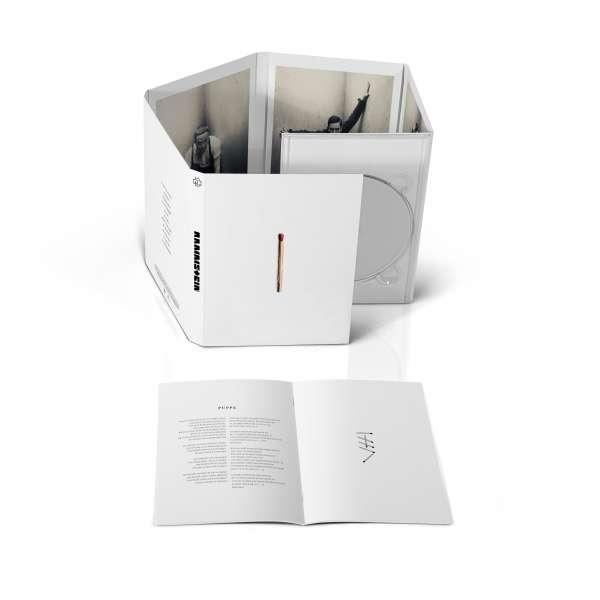 RAMMSTEIN Rammstein (Special Edition) CD 2019
