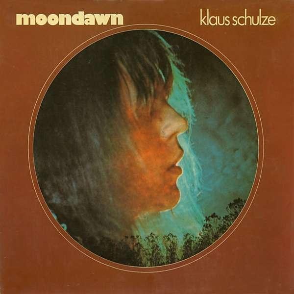 KLAUS SCHULZE Moondawn (remastered 2017) LP VINYL 2017