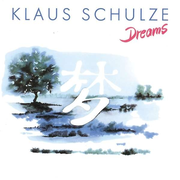 KLAUS SCHULZE Dreams (remastered 2017) LP VINYL 2017