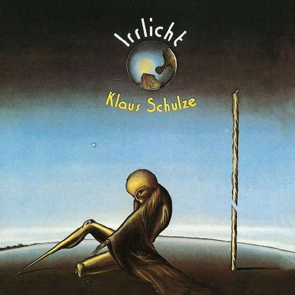 KLAUS SCHULZE Irrlicht (remastered 2017) LP VINYL 2017