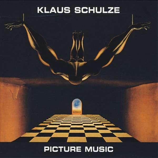 KLAUS SCHULZE Picture Music (remastered 2017) LP VINYL 2017