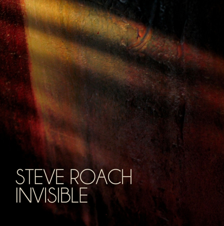 STEVE ROACH Invisible [2nd edition] CD Digipack 2019