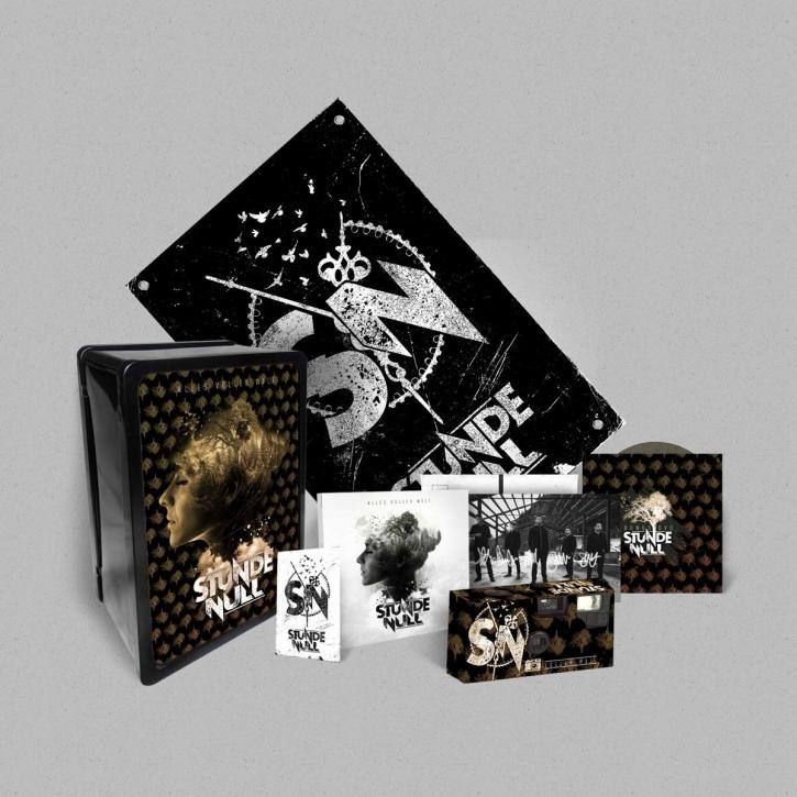 STUNDE NULL Alles Voller Welt CD+DVD BOXSET 2019 LTD.500