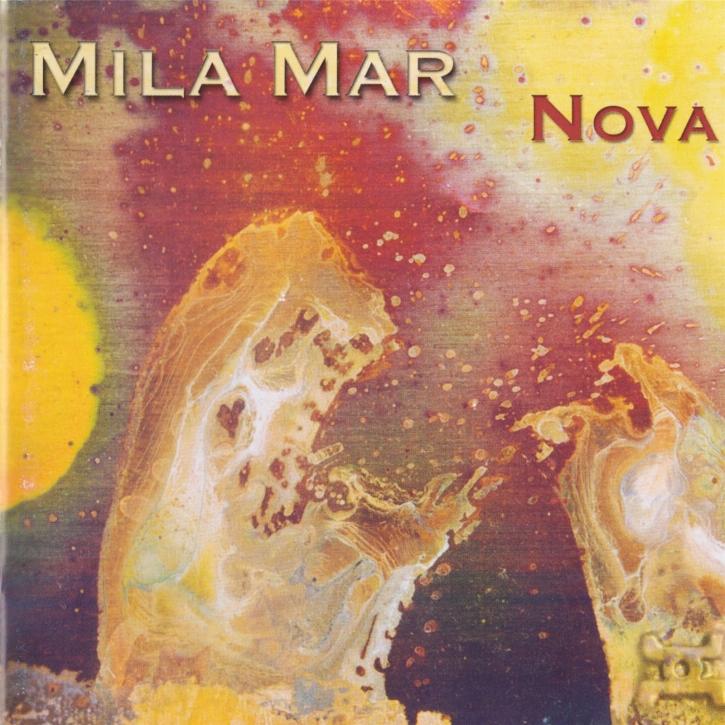 MILA MAR Nova CD Digipack 2019