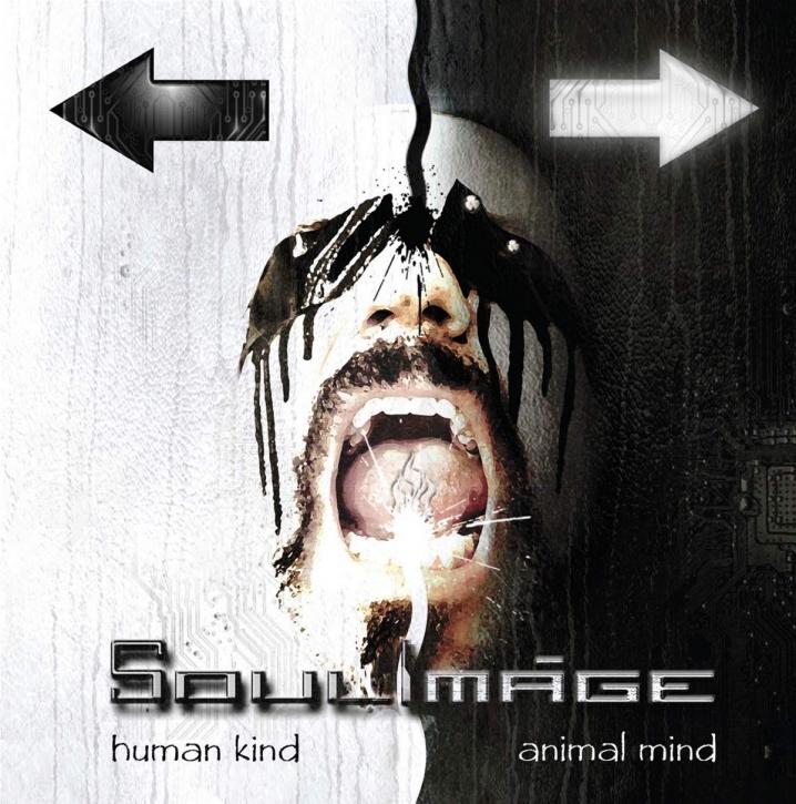 SOULIMAGE Human Kind - Animal Mind CD 2019