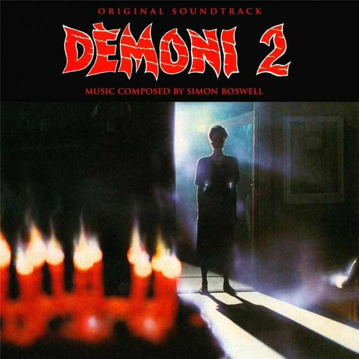 SIMON BOSWELL Demons [2] Original Soundtrack CD Digipack 2019
