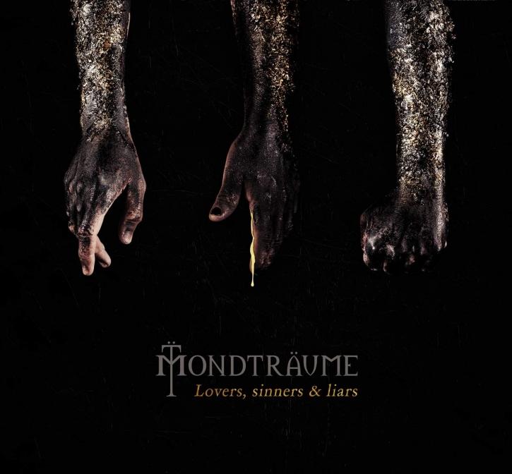 MONDTRÄUME Lovers, Sinners & Liars CD Digipack 2019