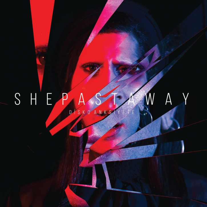 SHE PAST AWAY Disko Anksiyete CD 2019
