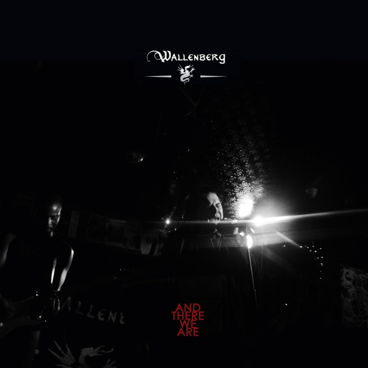 WALLENBERG And there we are CD Digipack 2019