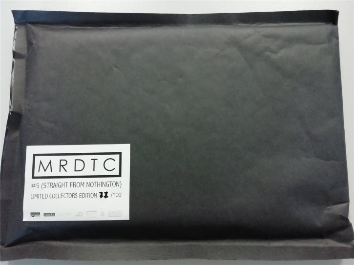 MRDTC #5 (Straight From Nothington) Special Collectors Edition 3CD 2015 LTD.100