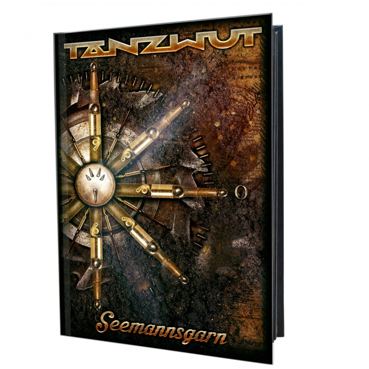 TANZWUT Seemannsgarn (Book Edition) LIMITED CD+BUCH 2019