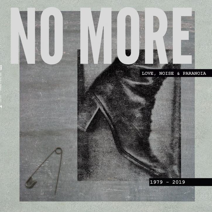 NO MORE Love, Noise & Paranoia CD 2019 (VÖ 12.07)