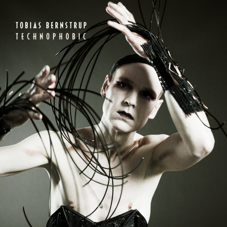 TOBIAS BERNSTRUP Technophobic CD Digipack 2018 LTD.200