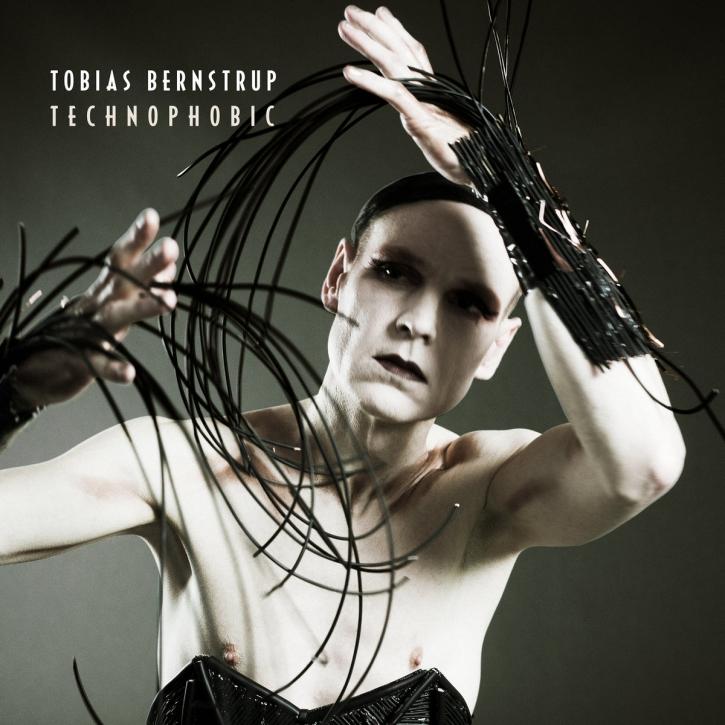 TOBIAS BERNSTRUP Technophobic CD Digipack 2018 LTD.200